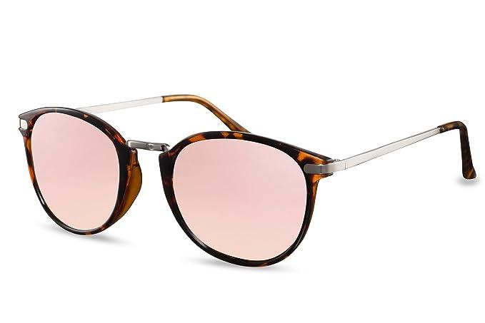 Cheapass Sunglasses Brun Empreinte d'Animal Léopard Femmes Hommes fFGVdcBDU1