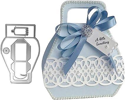 DIY Scrapbook Paper Gift Box | Make Something Mondays! | 342x425