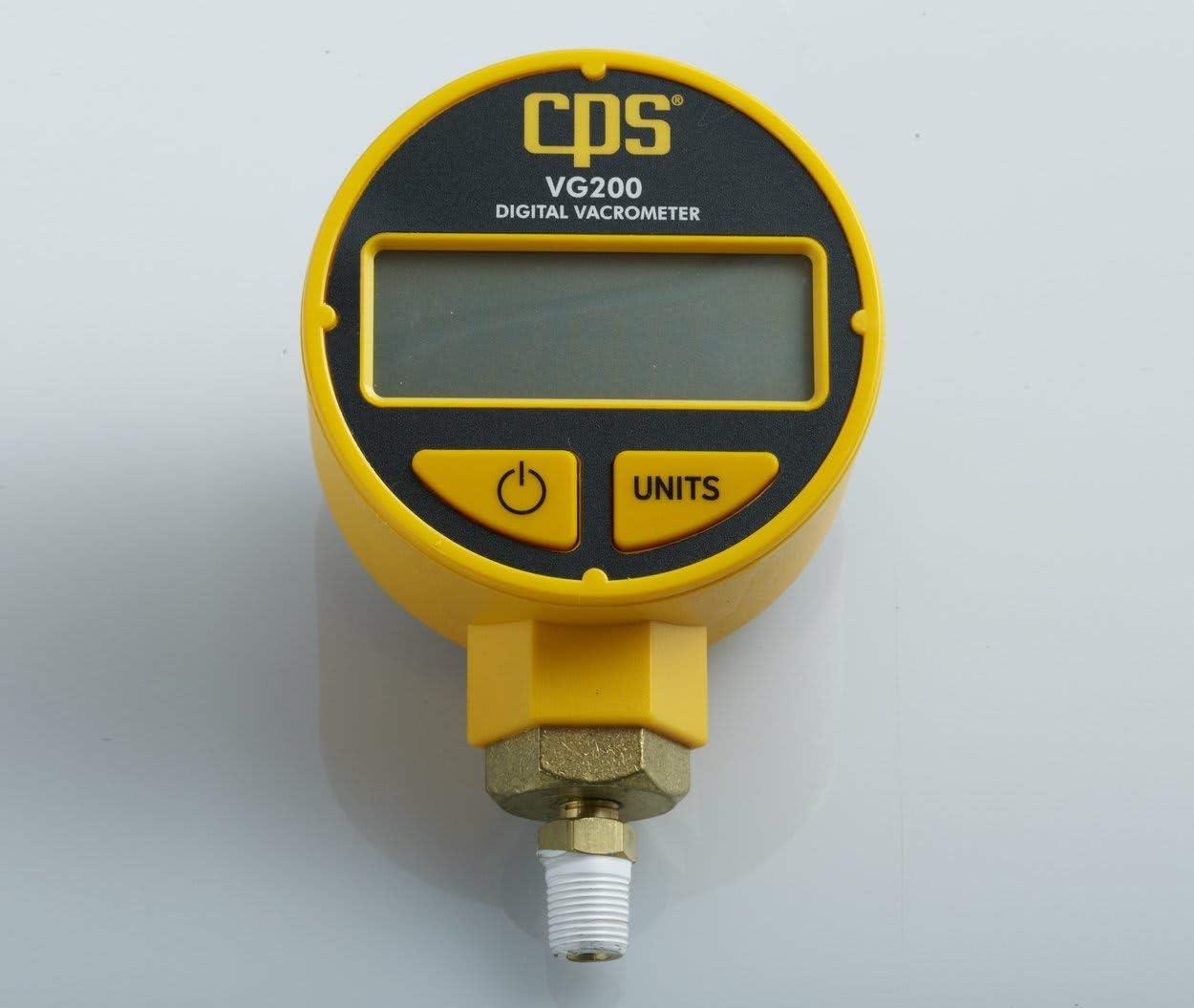 CPS DIGITAL VACUUM GAUGE VG200