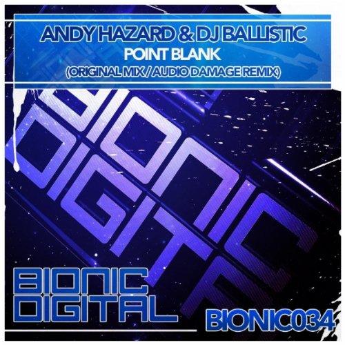 Point Blank (Audio Damage Remix) - Point Blank Ballistics