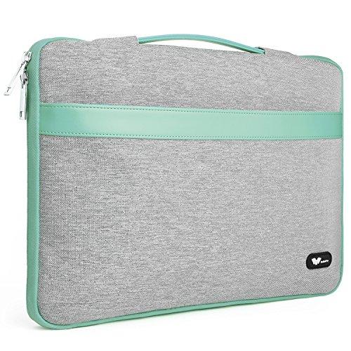 Macbook Hülle, Laptop Tasche Macbook Air/ Pro Retina Sleeve 13.3 Zoll Hülle, SAVFY® Laptop Tasche für Neu Apple iPad Pro 12.9 Zoll /13.3 Zoll Laptop/Notebook blau
