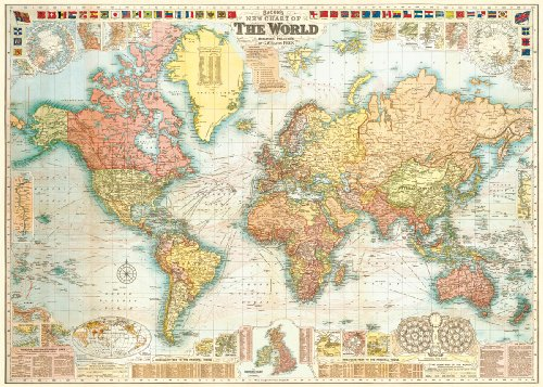 cavallini-co-world-map-decorative-decoupage-poster-wrapping-paper-sheet