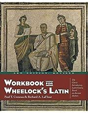 Workbook for Wheelock's Latin