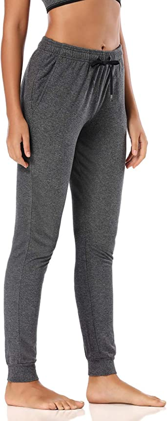 Safort 76cm 81cm 86cm Medidas Largo 100 Algodon Pantalon Chandal Para Mujer Deportivos Pantalones Jogger Pantalones Con 3 Bolsillos Amazon Es Ropa Y Accesorios
