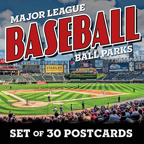 (Complete Collection of Major League Baseball Ballpark Postcards   Set of 30   4x6)