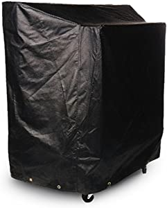 """Portacool PAC-CVR-03 Protective Cover for Portacool 48"""" and Hurricane 3600 Portable Evaporative Coolers, Vinyl, Black"""