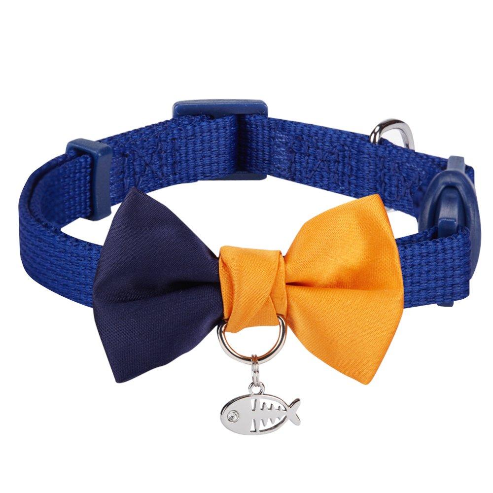 Blueberry Pet 18 Designs Timeless Navy Blue