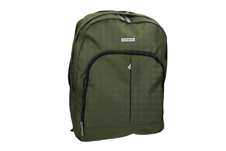 Rucksack junge COMIX tasche freizeit schule grün VZ431