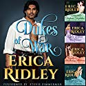 Dukes of War Boxed Set: Books 1-4: Dukes of War, Books 1-4 Audiobook by Erica Ridley Narrated by Stevie Zimmerman