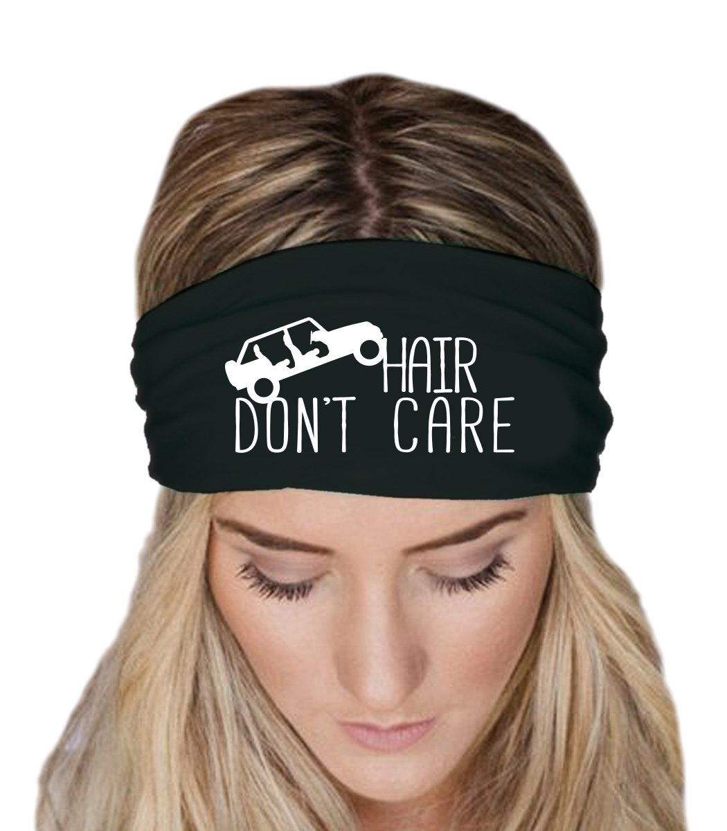 Jeep Hair Dont Care Wide Headband