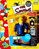 The Simpsons Series 8 Action Figure Superintendent Chalmers