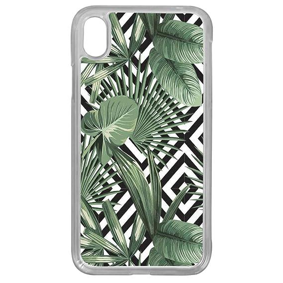 iphone xr leaf case