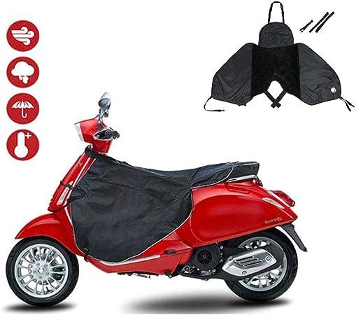 Grembiule per Scooter Caldo Antivento per Protezione Gambe Beatie Coprigambe per Scooter Universale