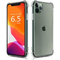 Shockproof Soft Scratch-Resistant TPU Case for iPhone 11 Pro Max