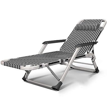 YIN YIN sillones reclinables Silla Plegable Silla de salón ...