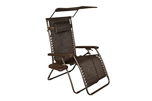 Gravity Free Camping Chair For Bad back