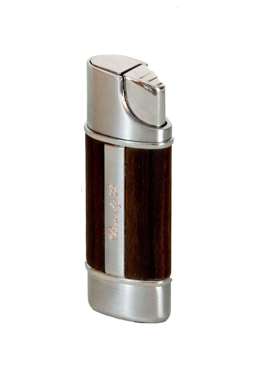 Brizard & Co. The Nano Ebony Single Torch Cigar Lighters