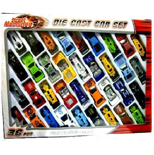 36-PC-DIE-CAST-CAR-MODEL-SET-F1-CONVERTIBLE-RACING-CARS-KIDS-TOY-PLAY-SET-015930