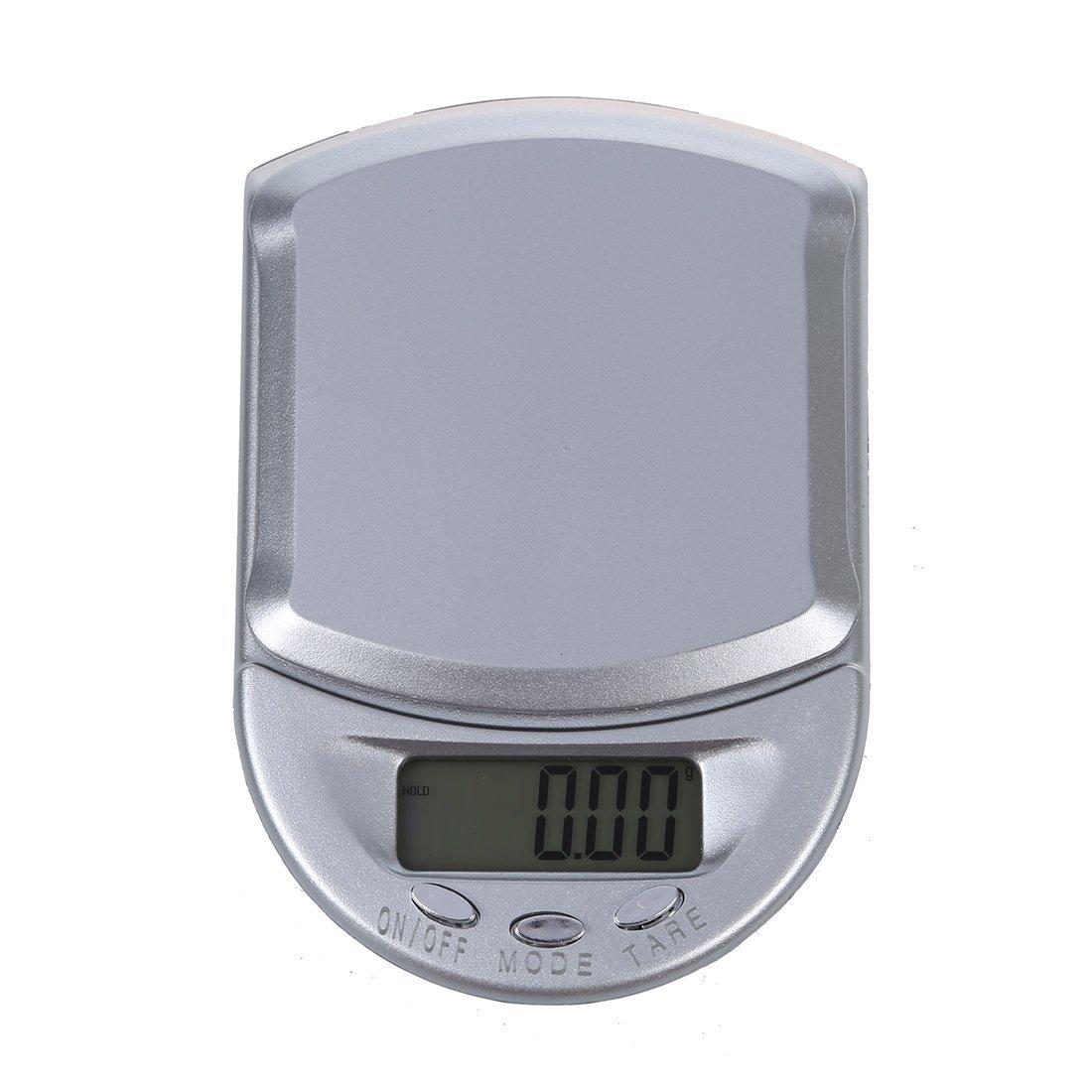 SODIAL(R) 100g / 0, 01g Precision Digital Balance Portable Pour Bijoux avec 2 piles LEPEA4698