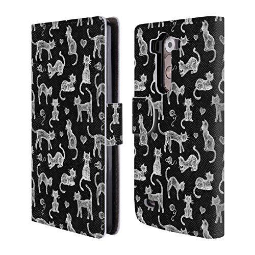official-micklyn-le-feuvre-teachers-pet-chalkboard-cats-animals-leather-book-wallet-case-cover-for-l