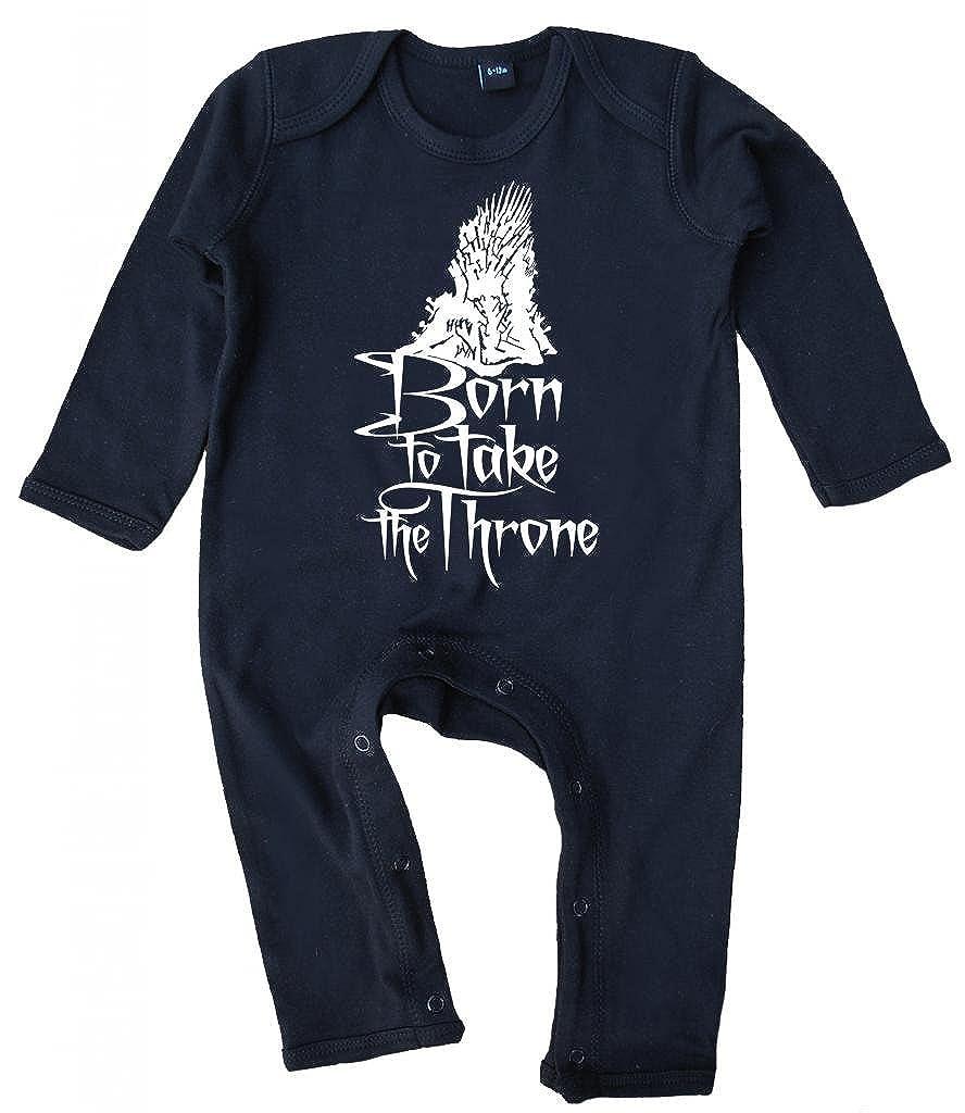 b/éb/é barboteuse Image V/êtements b/éb/é Born to take the Throne
