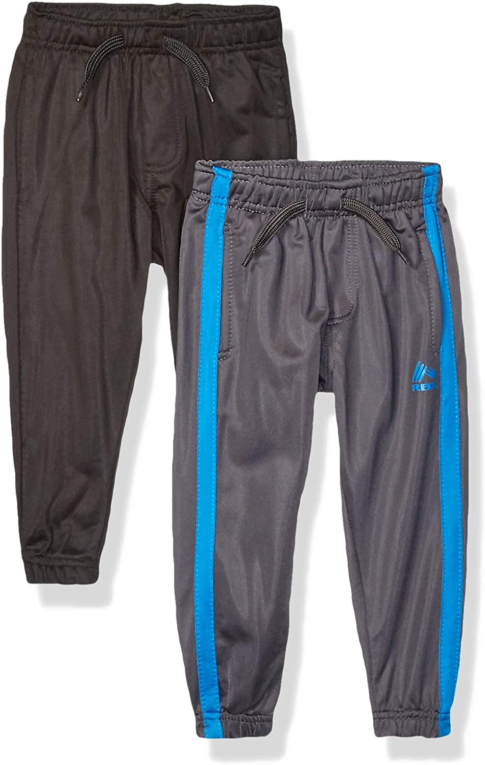 RBX Boys Big 2 Pack Tricot Pants