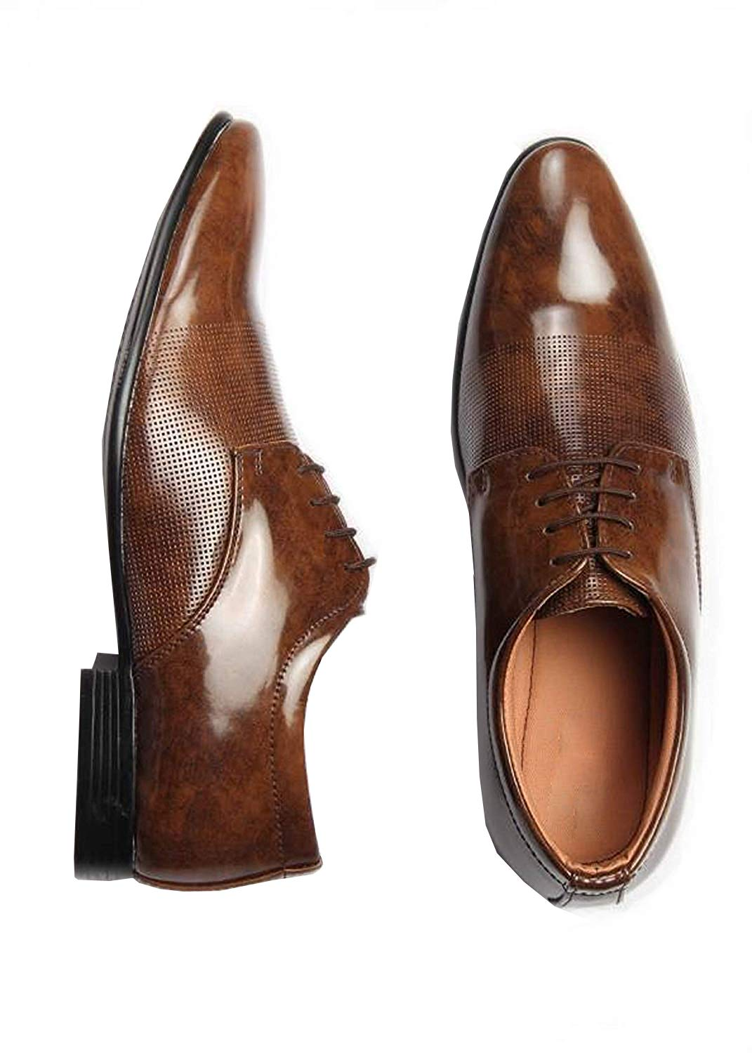 900db18cd71 Digitrendzz Men s Patent Leather Formal Shoes for Men s Formal Shoes  product image
