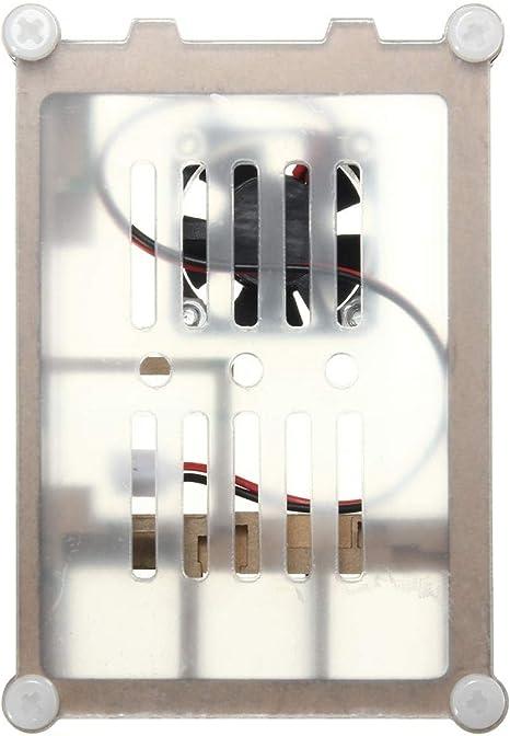 Yangxz Arduino Compatible, Caja De Capa De Caja De Acrílico ...