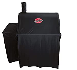 Char-Griller 5555 Grill Cover, Fits 2121, 2828 and all Smokers