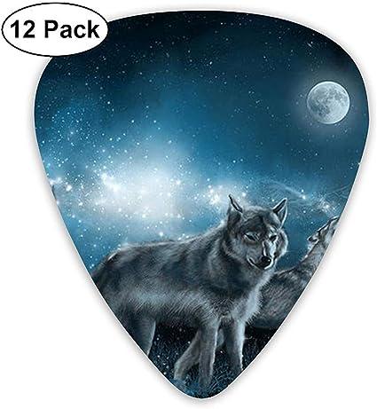 Púas de guitarra Wolf In The Moonlight Sampler Púas de guitarra ...