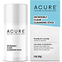 ACURE Incredibly Clear Cleansing Stick, 57 grams