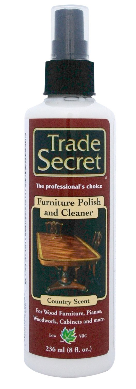 Trade Secret Furniture Polish 8oz country