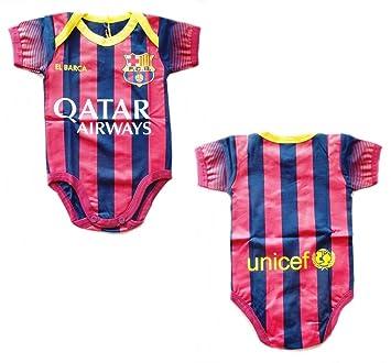 Amazon.com: Barcelona Casa Bebé traje de cuerpo Stock ...