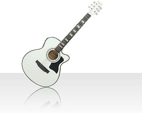 Benson S-Line eléctrico electro Semi acústica guitarra cuerpo ...