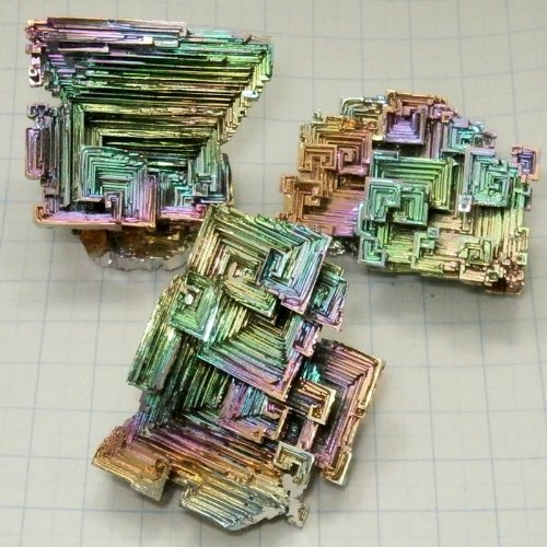 石華工匠 ビスマス人工結晶 (大)の商品画像