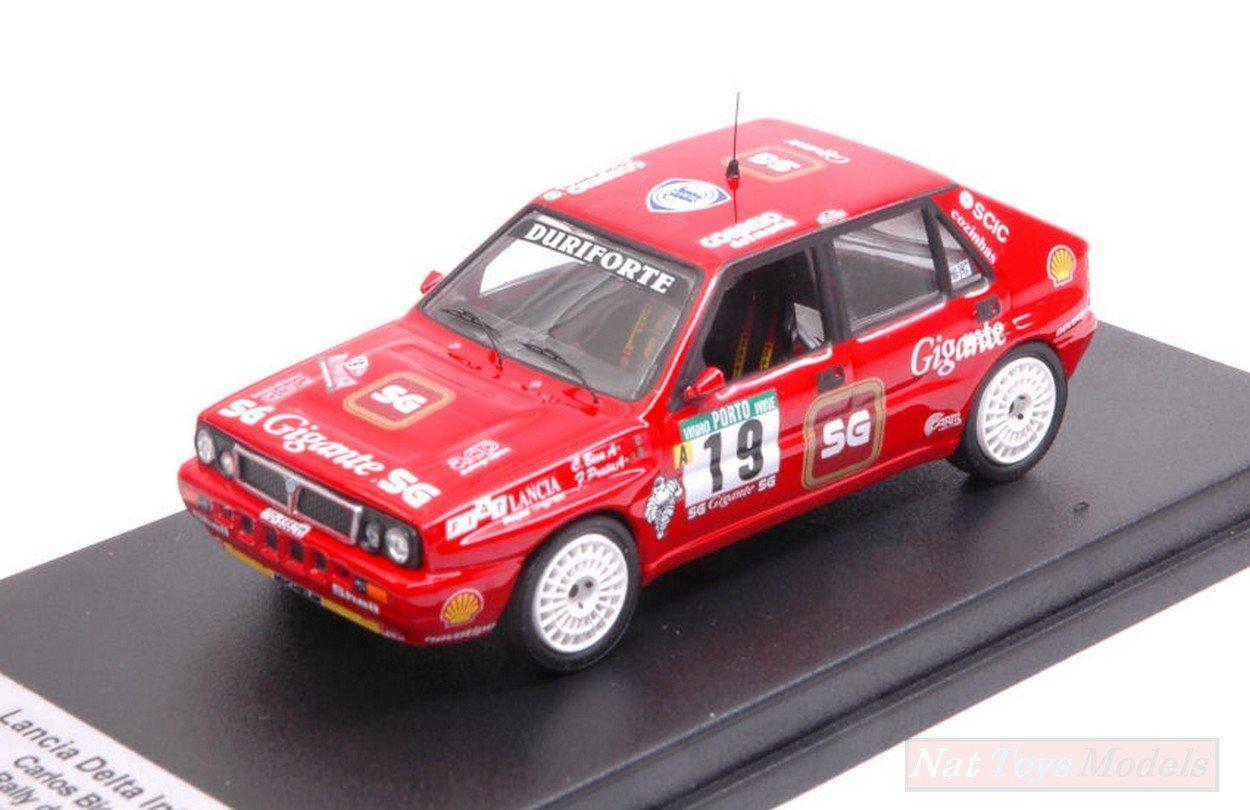 artículos novedosos Trofeu TFRRAL63 Lancia Delta INTEGRALE 16V N.16 Rally of of of Portugal 1990 BICA-Prata 1 43 Compatible con  Venta barata