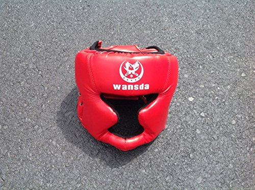 Replacement Red Boxing and Jousting Helmet and Headgear with Reinforced Seams for Interactive Inflatable Fighting Arena or Ring Games, Universal Size by TentandTable (Image #2)