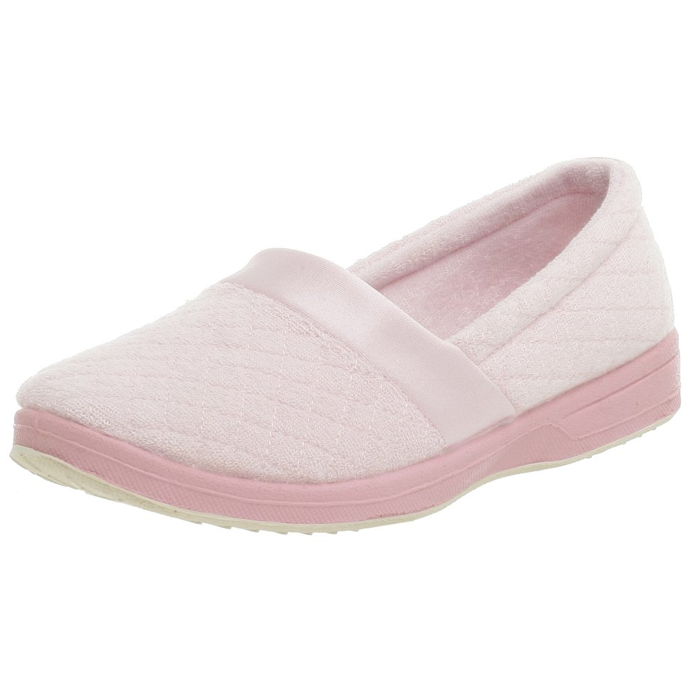 Foamtreads Women's Coddels Slipper B000UPWQ2A 11 B(M) US|Light Pink