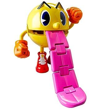 Pac Man - Figura Atrapa fantasmas  PacMan (Bandai 38931)  Amazon.es ... be041c8180613