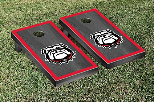 georgia bulldogs cornhole bags - 9