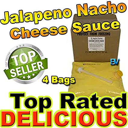Medalla de oro El Nacho Grande Jalapeno Nacho queso 4 bolsas ...