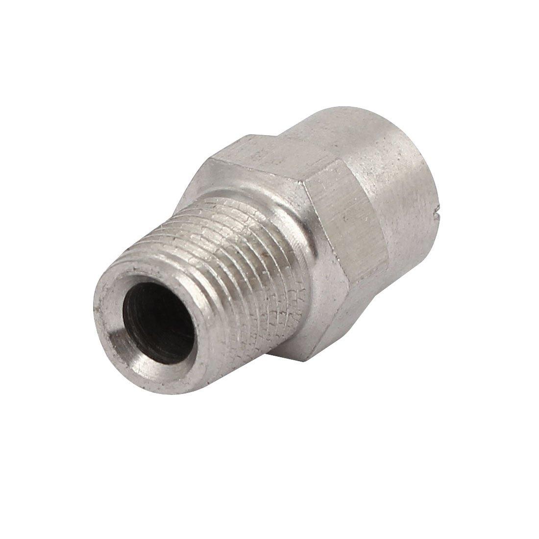 Amazon.com: uxcell 1/8BSP 1,1 mm. orificio Spray Dia 65 ...