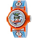 Disney Planes LCD Projection Watch