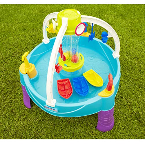 Little Tikes Fun Zone Battle Splash Water Play Table Game for Kids by Little Tikes (Image #2)
