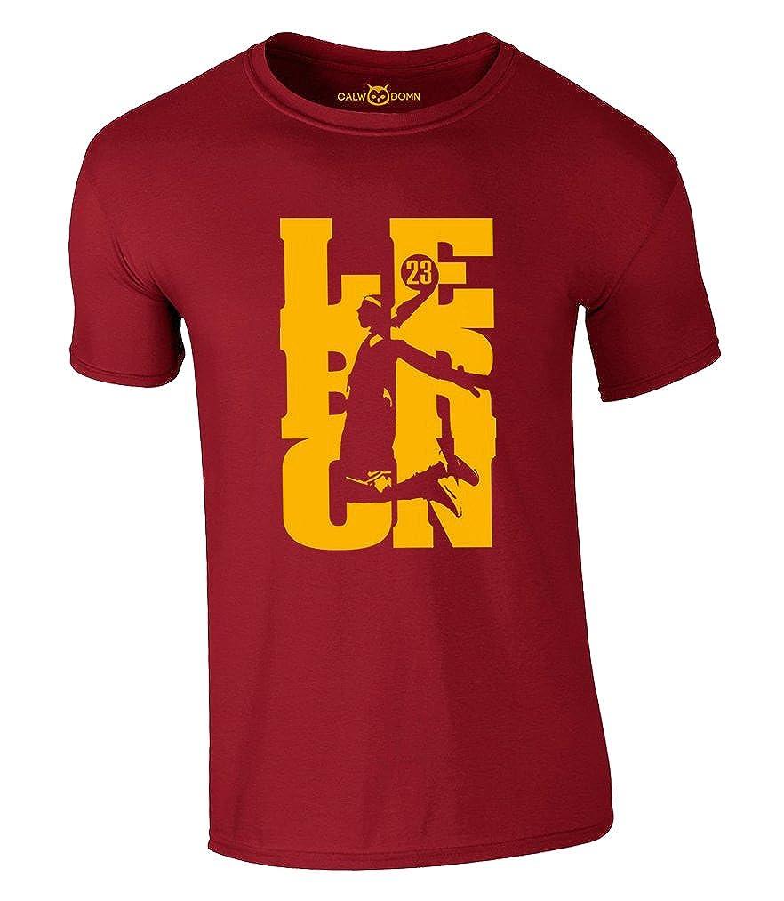 Lebron James T-Shirt 23 King LBJ LA Lakers Jersey Trikot Basketball Shirt New Los Angeles