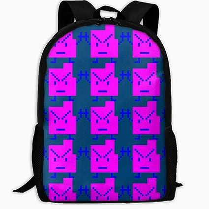 Amazon.com: Zombie Ninja School Bag Backpack with Lunch Bag ...