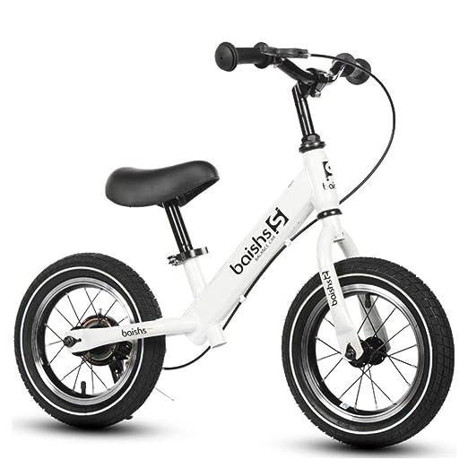 YSH Bicicleta De Equilibrio Sin Pedal, con Freno De Mano ...
