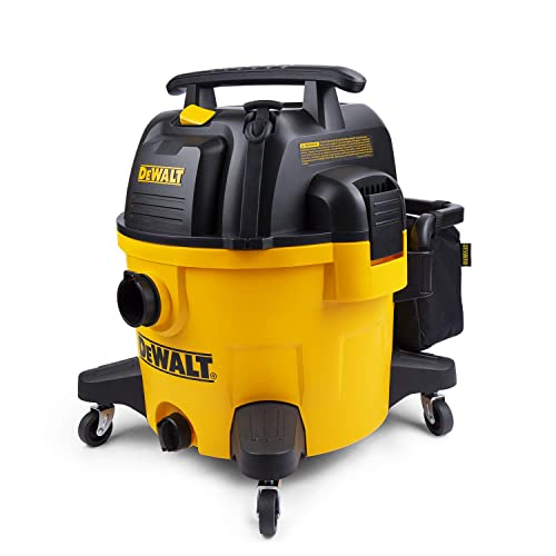 DeWALT DXV09P 9 gallon Poly Wet Dry Vac, Yellow