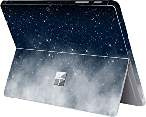 "MasiBloom Protective Decal Sticker for 10 inch Microsoft Surface Go 2 Tablet (2020 2018 Released) Anti Scratch Vinyl Laptop Cover Skin (for 10"" Surface Go, Starrysky)"