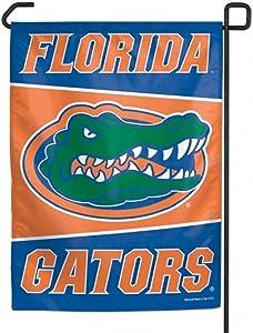 """NCAA Florida Gators Garden Flag, 11""""x15"""", Team Color"""